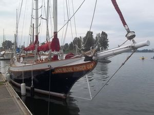 Used Bill Garden Waloon Schooner Sailboat For Sale