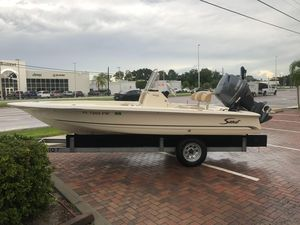 Used Scout 177 Sport Freshwater Fishing Boat For Sale