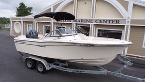 Used Grady-White Freedom 205 Cruiser Boat For Sale