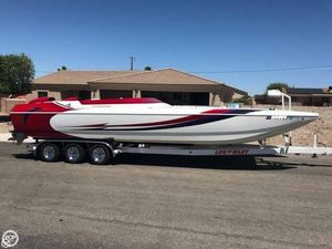 Used Eliminator Daytona LP/MC 28 High Performance Boat For Sale