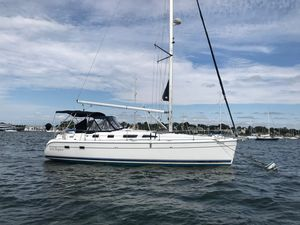 Used Hunter 41 AC Cruiser Sailboat For Sale