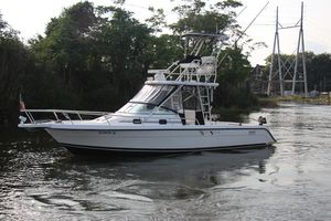 Used Luhrs 300 Tournament Walkaround Saltwater Fishing Boat For Sale