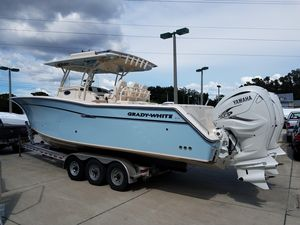 New Grady-White Canyon 336 Center Console Fishing Boat For Sale