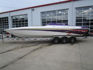 Used Sunsation 32 MCOB Bowrider Boat For Sale