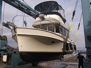 Used Camano Troll 31 Trawler Boat For Sale