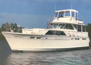 Used Chris-Craft 47 Commander MY Motor Yacht For Sale