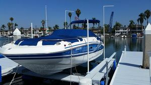 Used Hurricane SD 2400 I/O Bowrider Boat For Sale