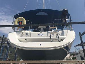 Used Jeanneau Sun Odyssey 36I Cruiser Sailboat For Sale