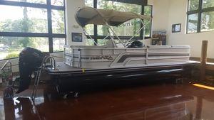New Ranger Reata 220CReata 220C Pontoon Boat For Sale