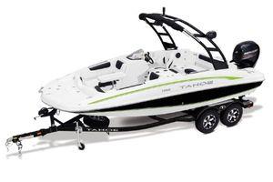 New Tahoe 1950 OB w/ Mercury 150XL 4- Stroke - Demo1950 OB w/ Mercury 150XL 4- Stroke - Demo Deck Boat For Sale