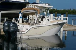 Used Sea Fox 266 Commander Sports Fishing Boat For Sale