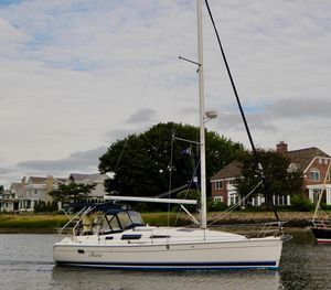 Used Hunter 33 Cruiser Sailboat For Sale