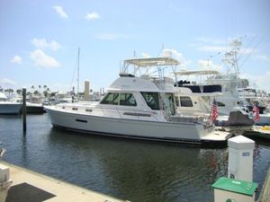 Used Sabre 54 Flybridge Pilothouse Boat For Sale