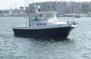 Used Albin Tournament Express Sports Fishing Boat For Sale
