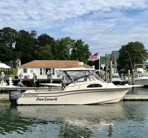 Used Grady-White Marlin 300 Center Console Fishing Boat For Sale