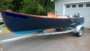 Used Custom 15 Center Console Fishing Boat For Sale