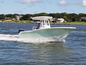 New Tidewater 232 Adventure Center Console Fishing Boat For Sale