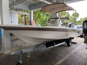 Used Nauticstar 214 XTS Shallow Bay Center Console Fishing Boat For Sale