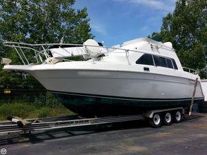 Used Mainship 31 Sedan Bridge House Boat For Sale