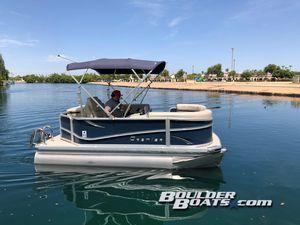 Used Premier 160 E-Series160 E-Series Pontoon Boat For Sale