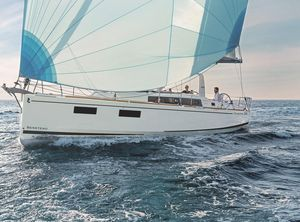 New Beneteau Oceanis 38.1 Racer and Cruiser Sailboat For Sale