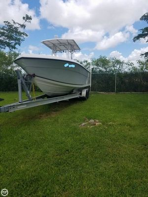 Used Angler 2600 Center Console Fishing Boat For Sale