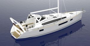 New Alubat OVNI 450 Cruiser Sailboat For Sale