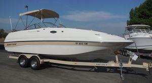 Used Ebbtide 2400 Mystique Fun Cruiser2400 Mystique Fun Cruiser Deck Boat For Sale