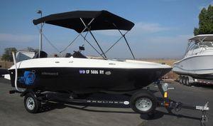 Used Bayliner Element 16Element 16 Deck Boat For Sale