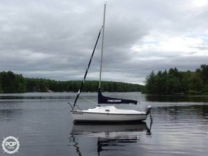 Used Precision 165 Daysailer Sailboat For Sale
