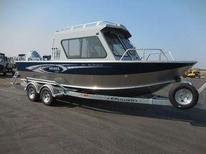 New Hewescraft 210 Sea Runner210 Sea Runner Aluminum Fishing Boat For Sale