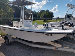 Used Southern Skimmer 1818 Center Console Fishing Boat For Sale