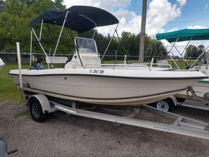 Used Sea King 180 CC180 CC Center Console Fishing Boat For Sale