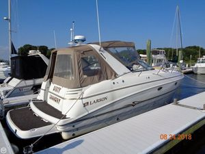 Used Larson Cabrio 330 Express Cruiser Boat For Sale