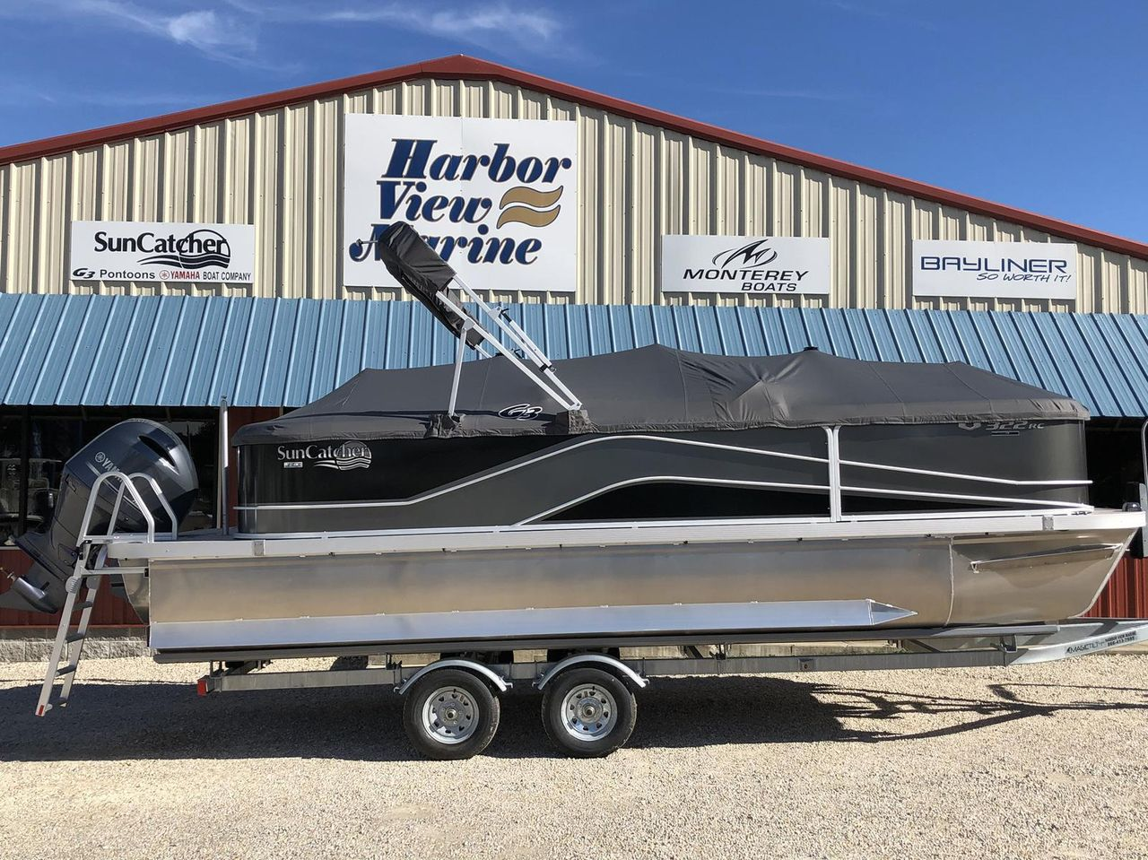 2019 New G3 V 322 Rcv 322 Rc Pontoon Boat For Sale 46279