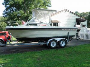Used Grady-White 205 Gulfstream Walkaround Fishing Boat For Sale