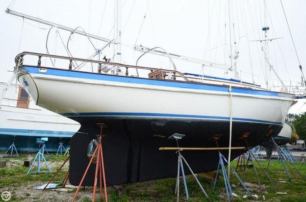 Used Fuji 35 Cutter Sailboat For Sale