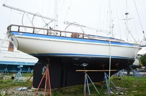 Used Fuji 35 Cutter Sailboat For Sale