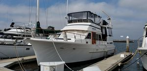 Used Hershine 48 Yacht Fish48 Yacht Fish Motor Yacht For Sale