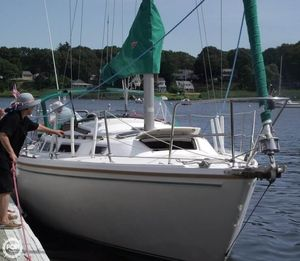 Used Catalina 30' Tall Rig Sloop Sailboat For Sale