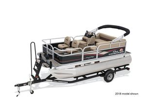 New Sun Tracker Bass Buggy 16 DLX ETBass Buggy 16 DLX ET Pontoon Boat For Sale