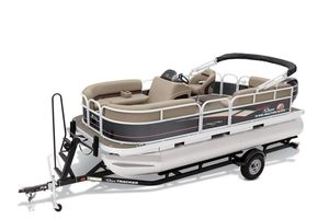 New Sun Tracker Party Barge 18 DLXParty Barge 18 DLX Unspecified Boat For Sale