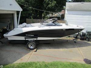 Used Scarab 215 HO Jet Boat For Sale