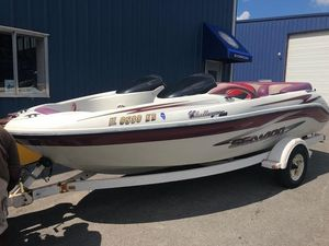 Used Sea-Doo Challenger 1800 High Performance Boat For Sale
