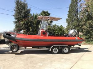Used Zodiac Hurricane H630 Inflatable Boat For Sale