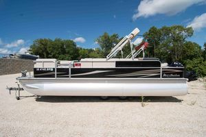 Used Misty Harbor 2285 CF Pontoon Boat For Sale