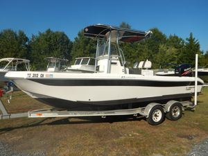 Used Carolina Skiff 23 Ultra Elite SS Center Console Fishing Boat For Sale