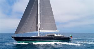 Used Alloy Yachts Custom Racer and Cruiser Sailboat For Sale