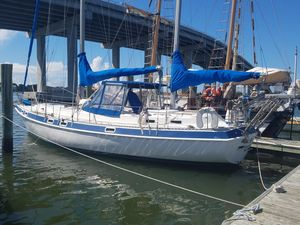 Used Morgan Out Island 416 Cruiser Sailboat For Sale