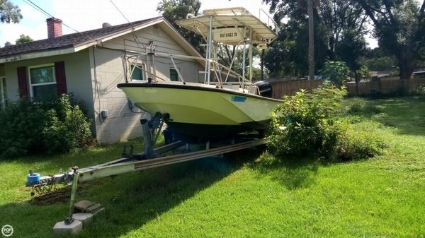 Used Boston Whaler Outrage V-20 Center Console Fishing Boat For Sale